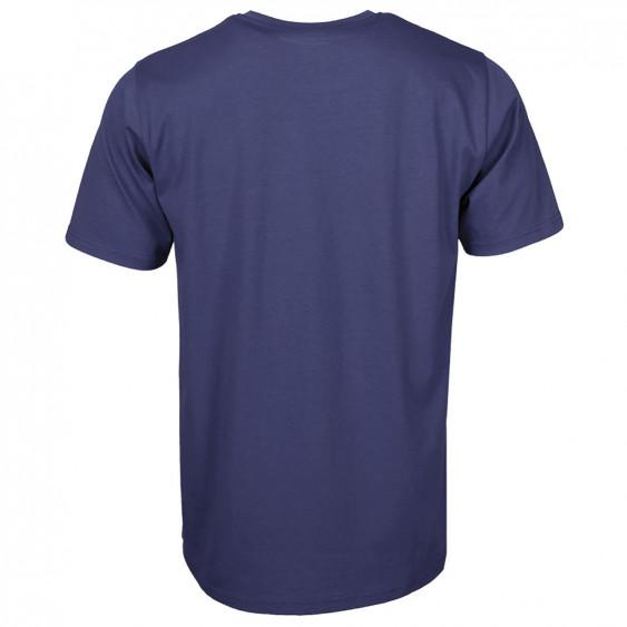 T-Shirt TOP GUN Blu retro