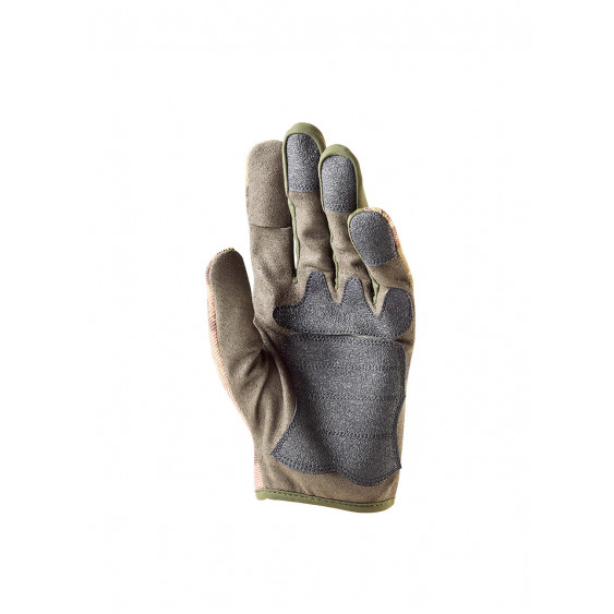 Openland tactical shooting gloves with trigger finger opening Vegetato palm