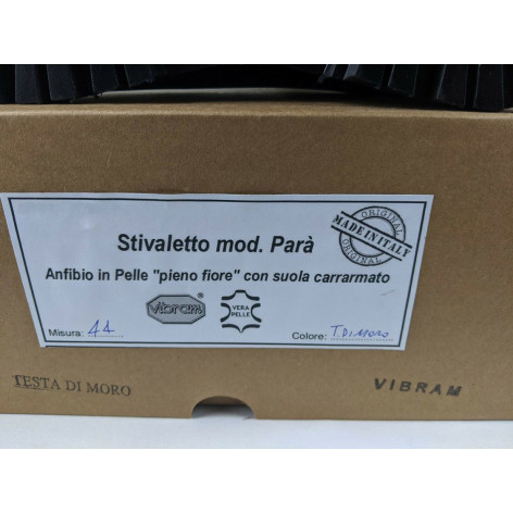 Handmade Italian Paratroopers Launch BOOTS label