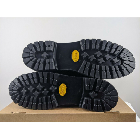Handmade Italian Paratroopers Launch BOOTS rubber sole