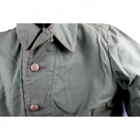 Swedish Army M59 Jacket JKT39 detail