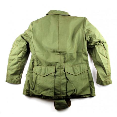 Swedish Army M59 Jacket JKT39 back