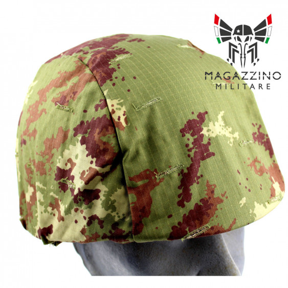 Helmet Cover original Italian Army Vegetato