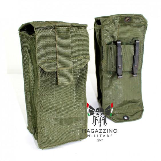 OD Original Italian Army Pouche vertical nylon