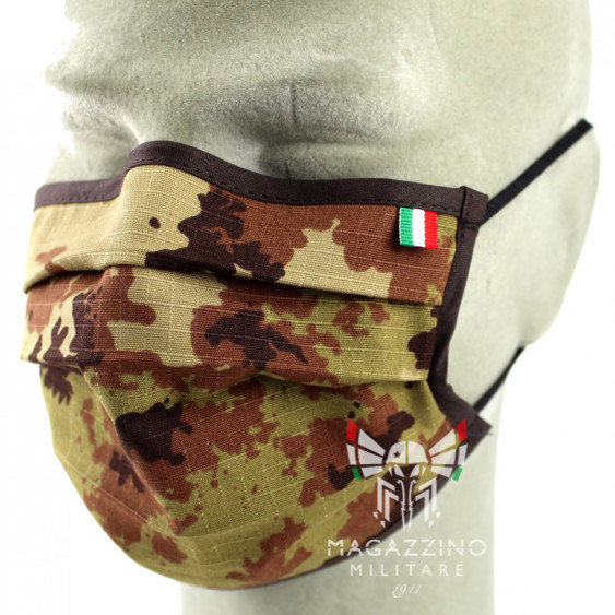 Protective Mask made in Italy Vegetato