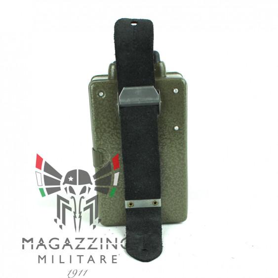Czech Army 3-Colour Signal Flashlight back