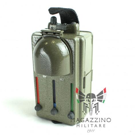 Czech Army 3-Colour Signal Flashlight