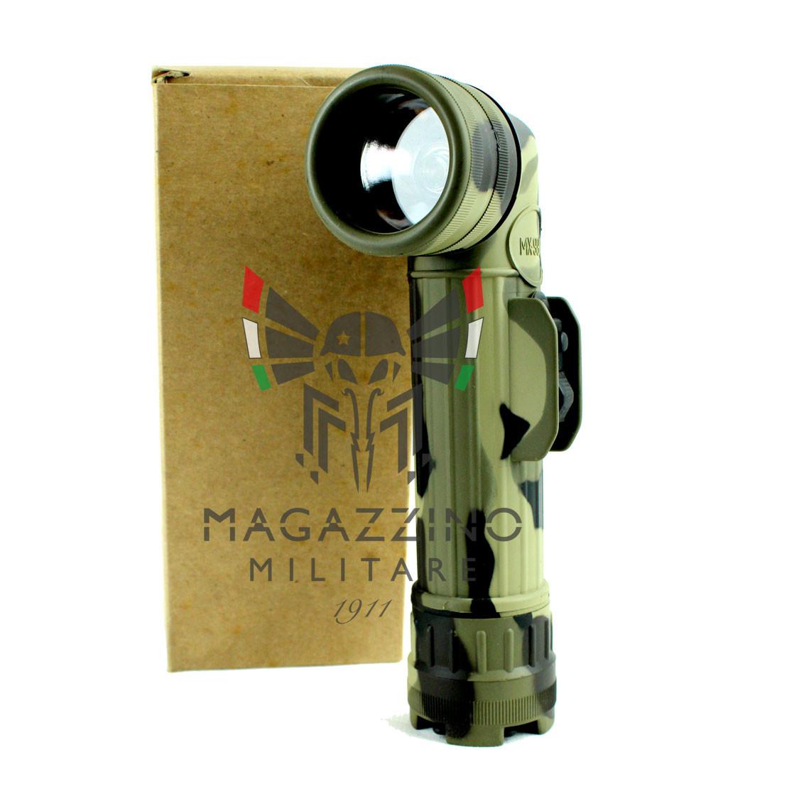 Fulton MX991 Flashlight Woodland