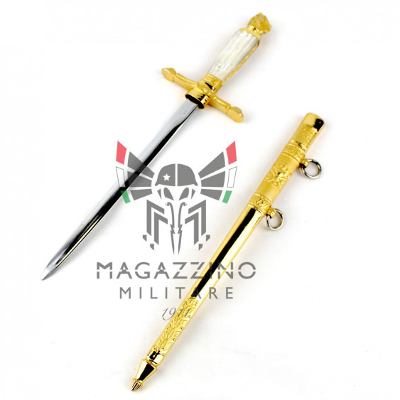Military sword Military Academy uniform student Original Officer of the Italian Army