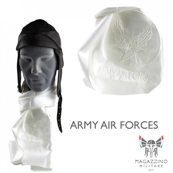 US Air Forces Scarf white