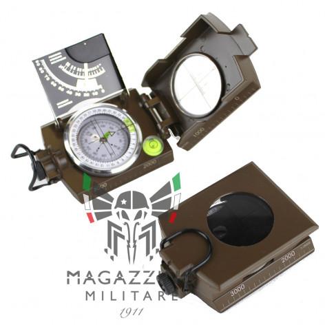 Metal Italian compass
