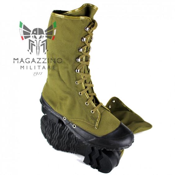 Boots Original Italian Army Battalion San Marco Lagunari