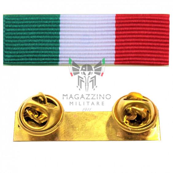 Fabric ribbon Civil Valor medalion