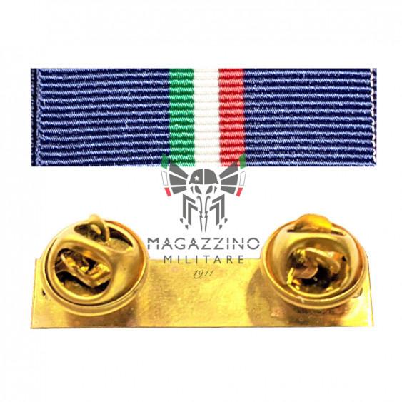 Fabric ribbon Protezione Civile medalion