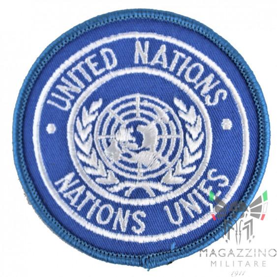 ONU UN United Nations Patch