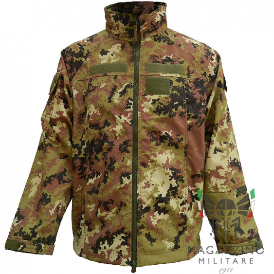 Inner Jacket Thermal Vest Jacket Military Vegetato