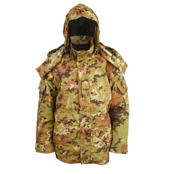 SBB Military Parka Italian Army Vegetato as Original