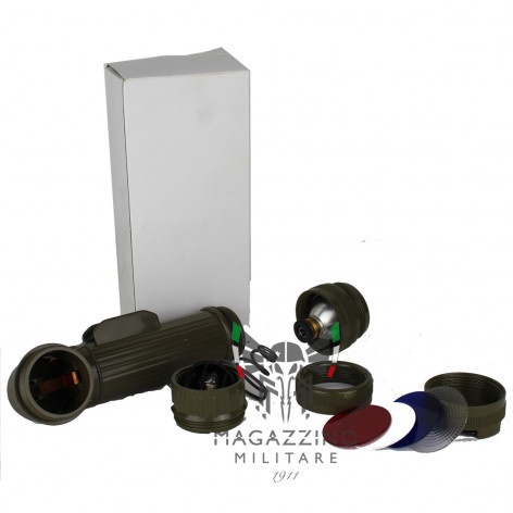 Fulton MX991 Flashlight OD Olive parts