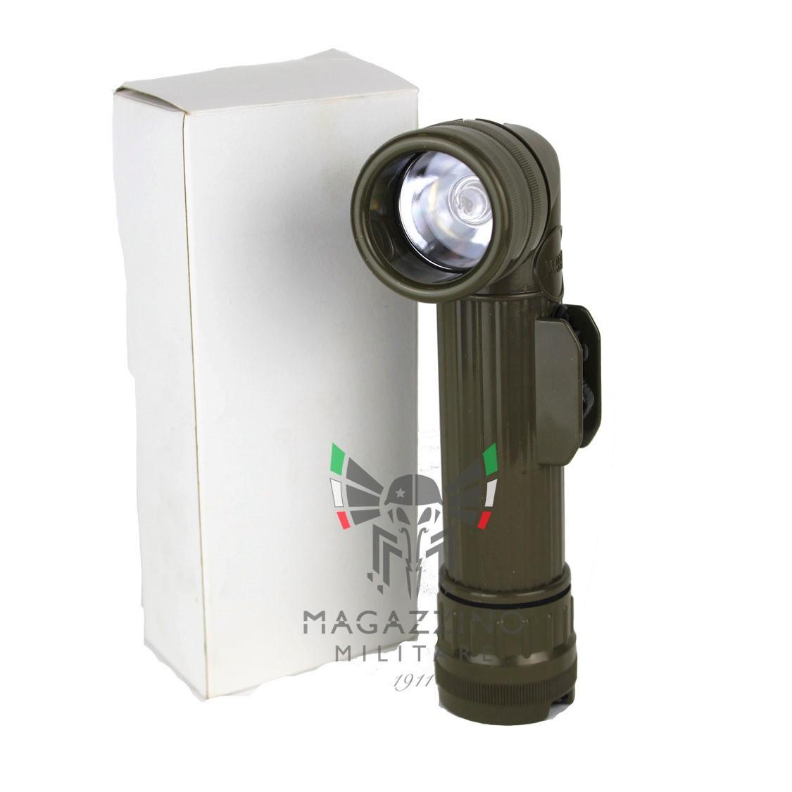 Fulton MX991 Flashlight OD Olive Originale made USA