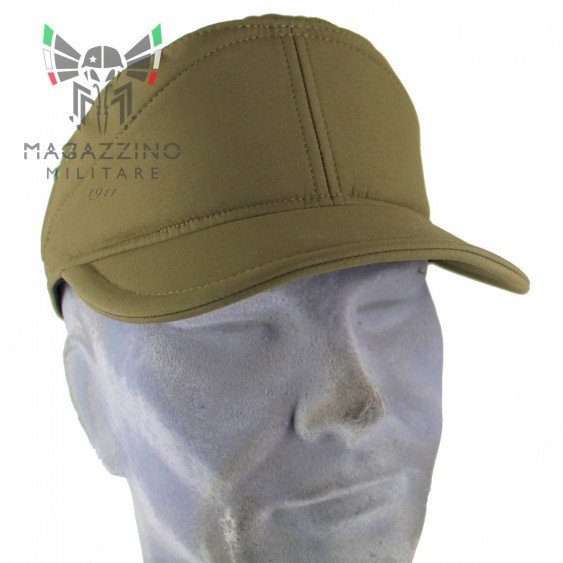 "Original Italian Alpini Army ""Norwegian"" hat cap model 2015"