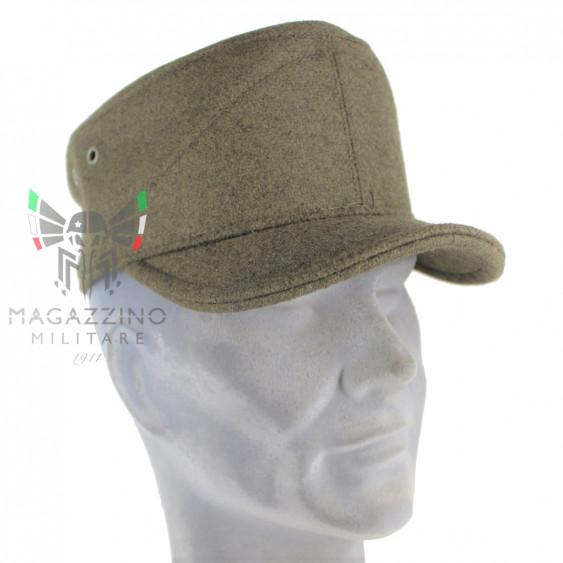 Norwegian or stupida Alpini woolen hat Original Italian Army NEW