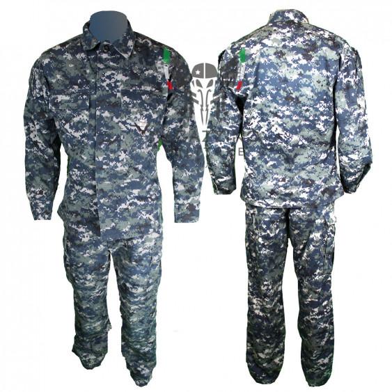 ORIGINAL AMERICAN ARMY UNIFORM US NAVY NWU ORIGINAL MADE IN USA