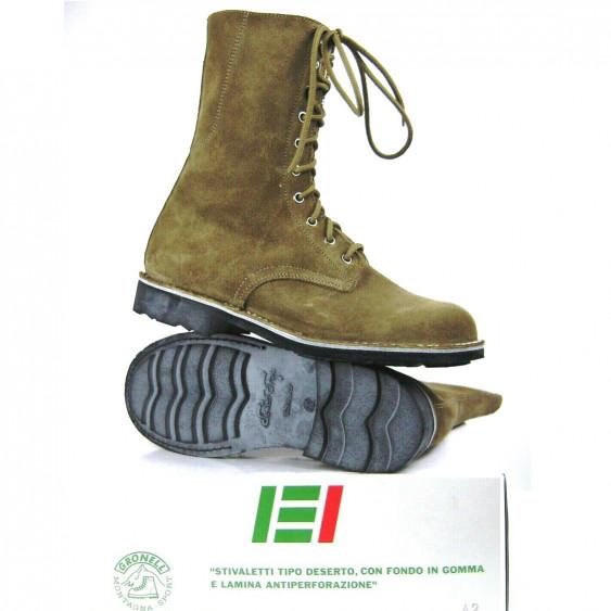Desert combat boot Italian Army