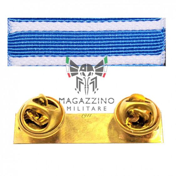 Fabric ribbon Carabinieri Long service public order ribbons medalion