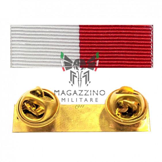 Fabric ribbon Elbeflut 2002 ribbons medalion