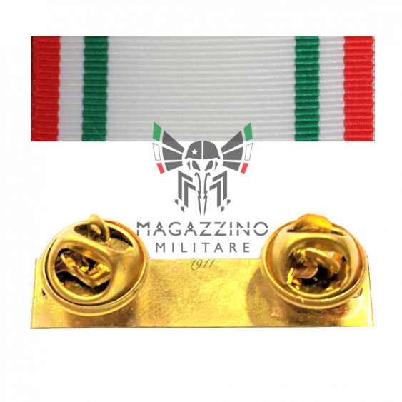 Nastrino al merito Croce Rossa Italiana CRI nastrini Medagliere