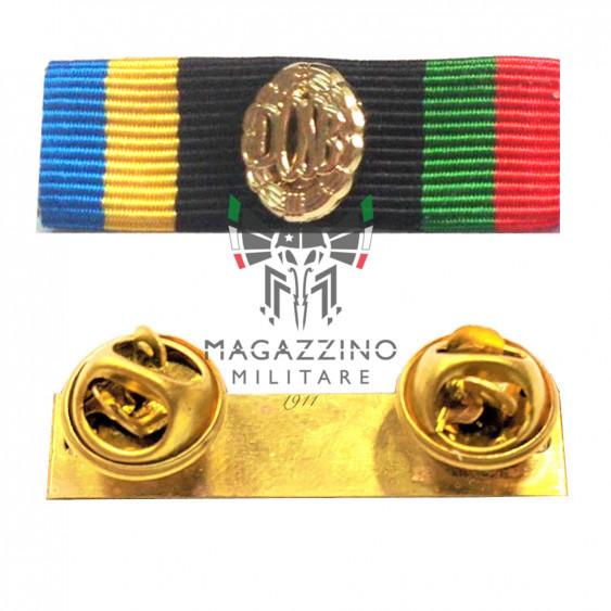 Fabric ribbon DOSB German Sport Patent ribbons medalion